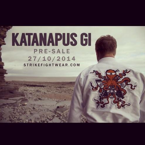 Katanapus Pre-sale 2