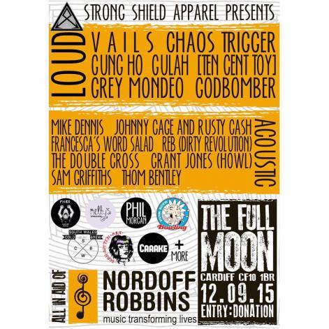 Nordoff Robbins Lineup